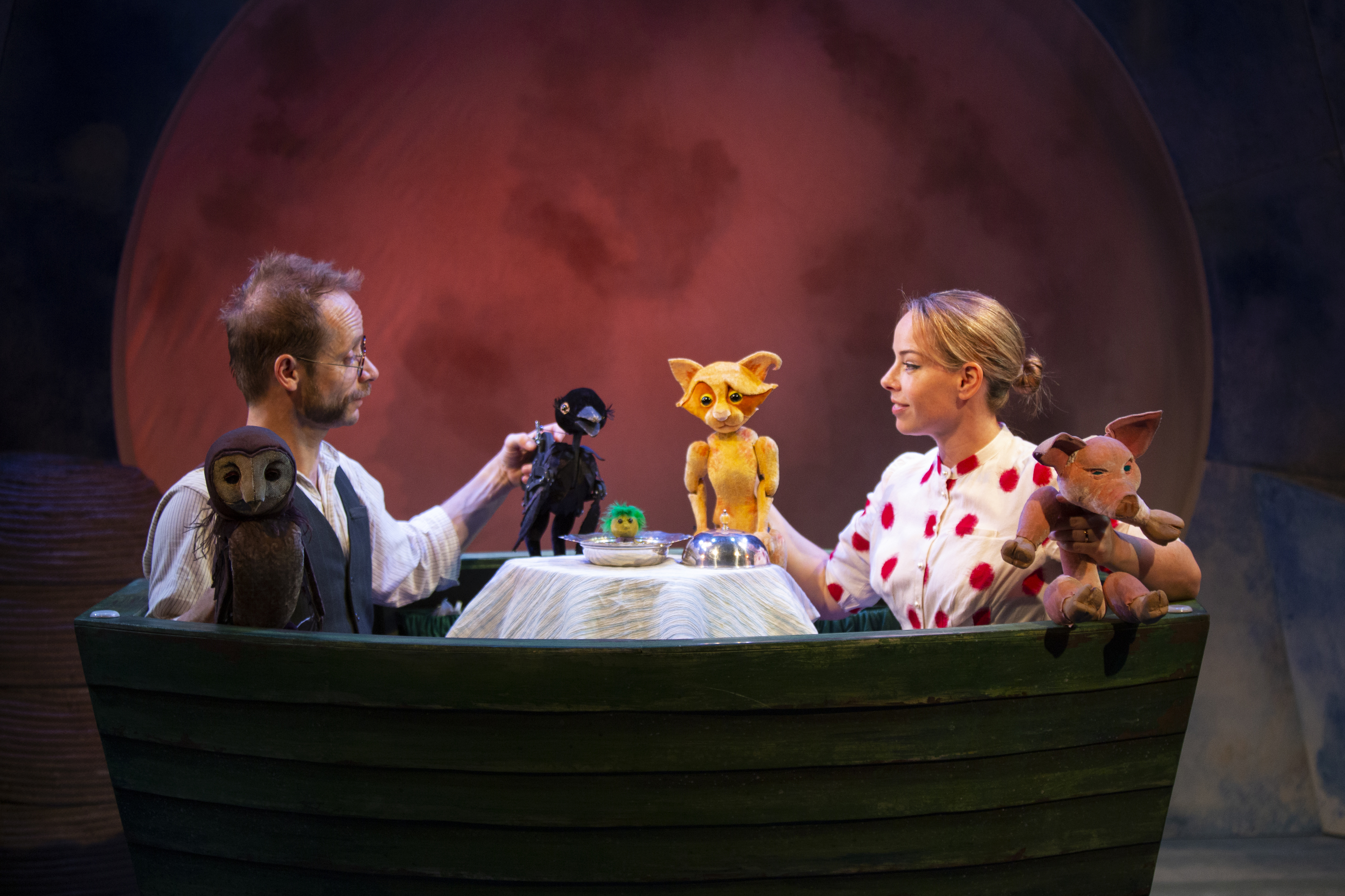 Top ten children's theatre shows this half-term