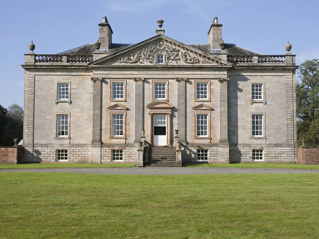 Auchinleck House, Ayrshire, Scotland