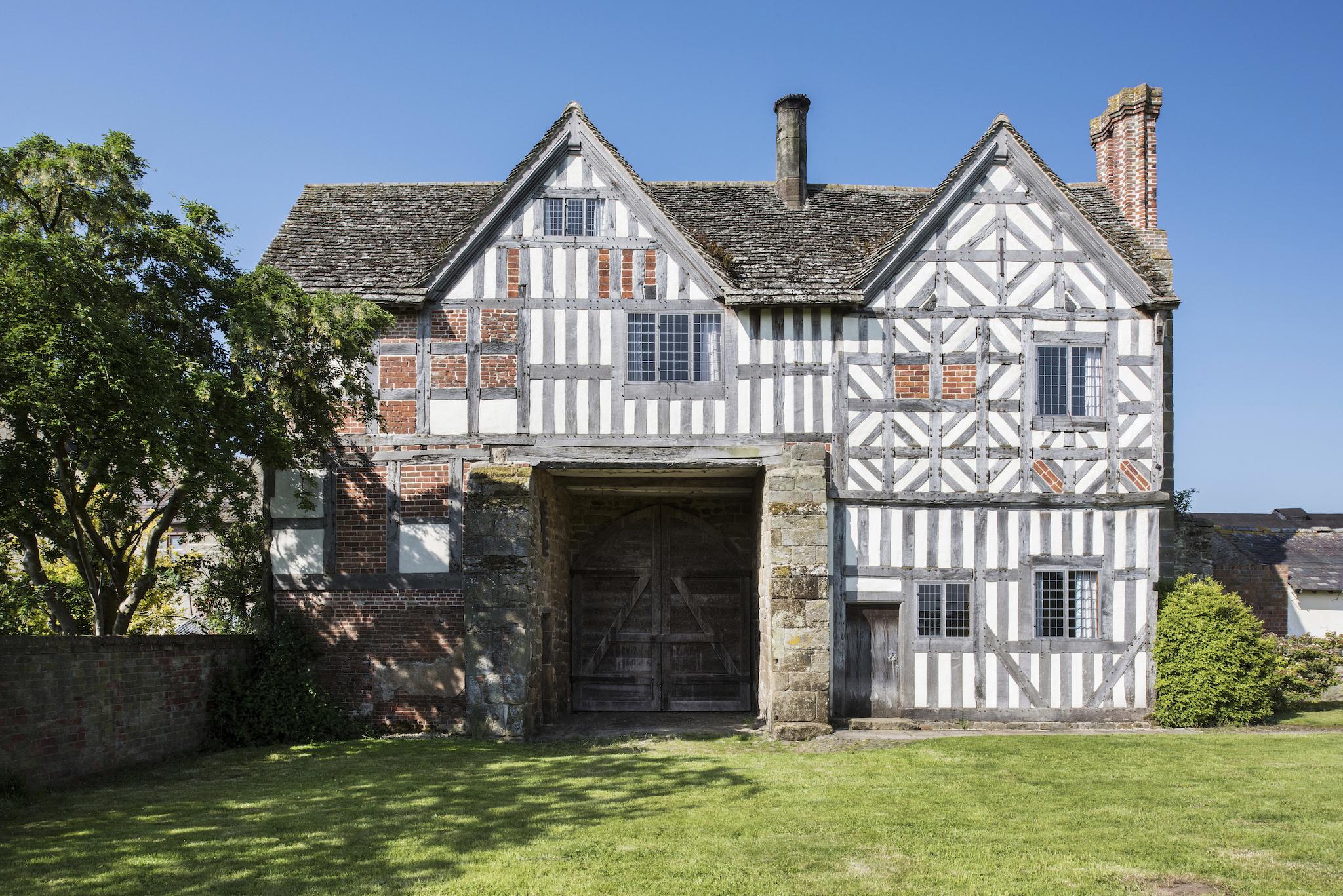 Langley Gatehouse, Shropshire