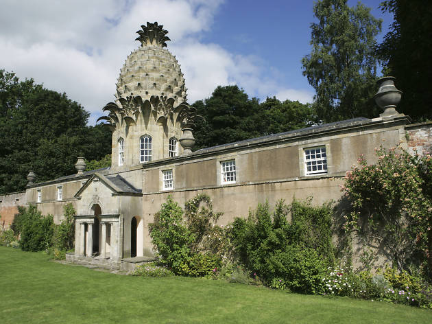 The Pineapple, Dunmore, Scotland
