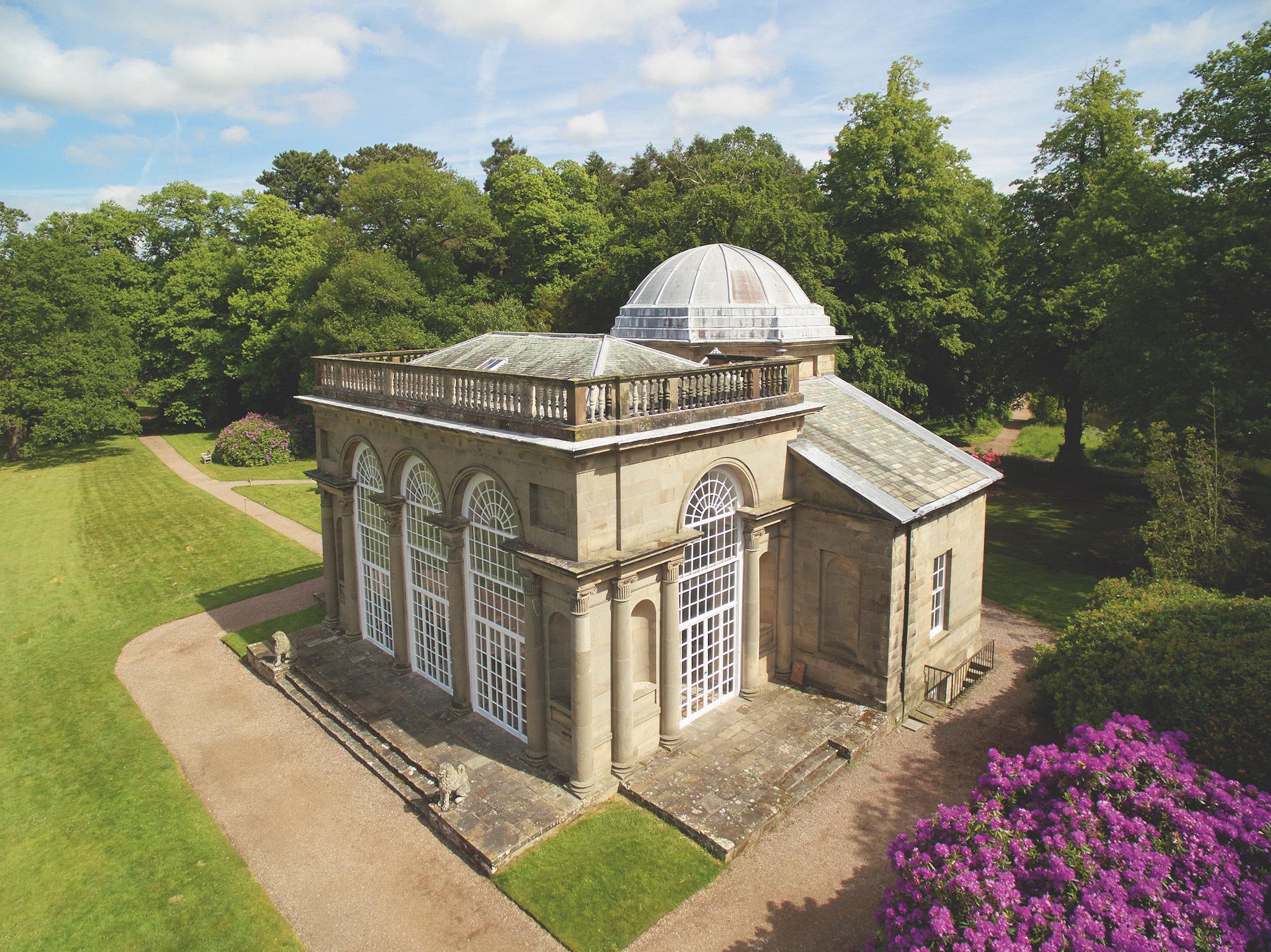Temple of Diana, Shropshire