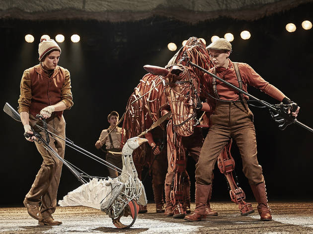Exclusive tickets to 'War Horse' at Troubadour Wembley Park Theatre