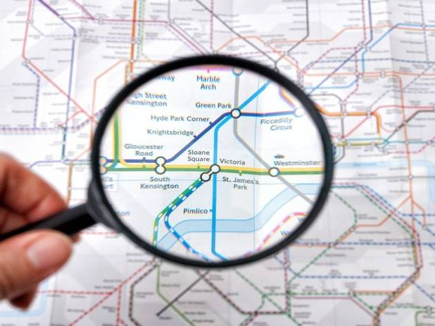 31% off tickets to The London Underground Treasure Hunt