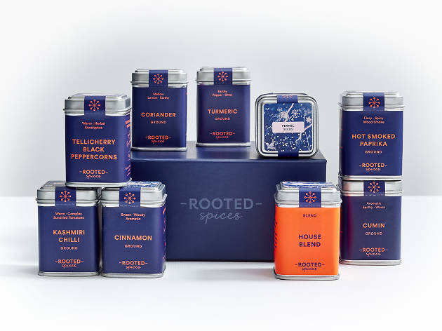 Rooted spices starter kit