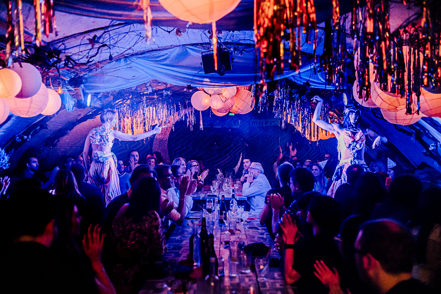 'Aladdin and the Feast of Wonders' at The Vaults