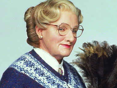 That Mrs. Doubtfire musical is officially coming to Broadway this spring