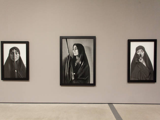 """Shirin Neshat: I Will Greet the Sun Again"""