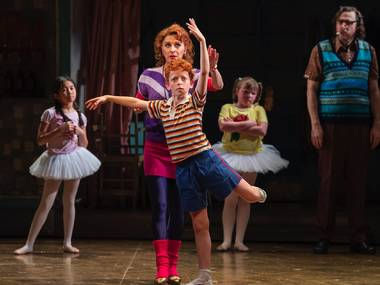 Billy Elliot the Musical review