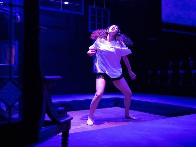 Rosaline 2019 Kings Cross Theatre supplied