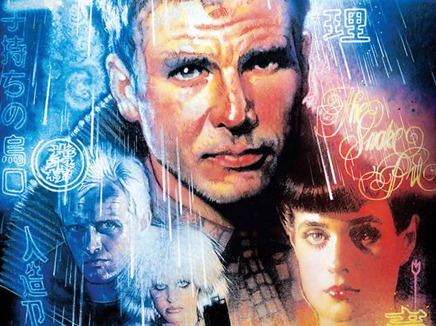 Movie poster for Blade Runner