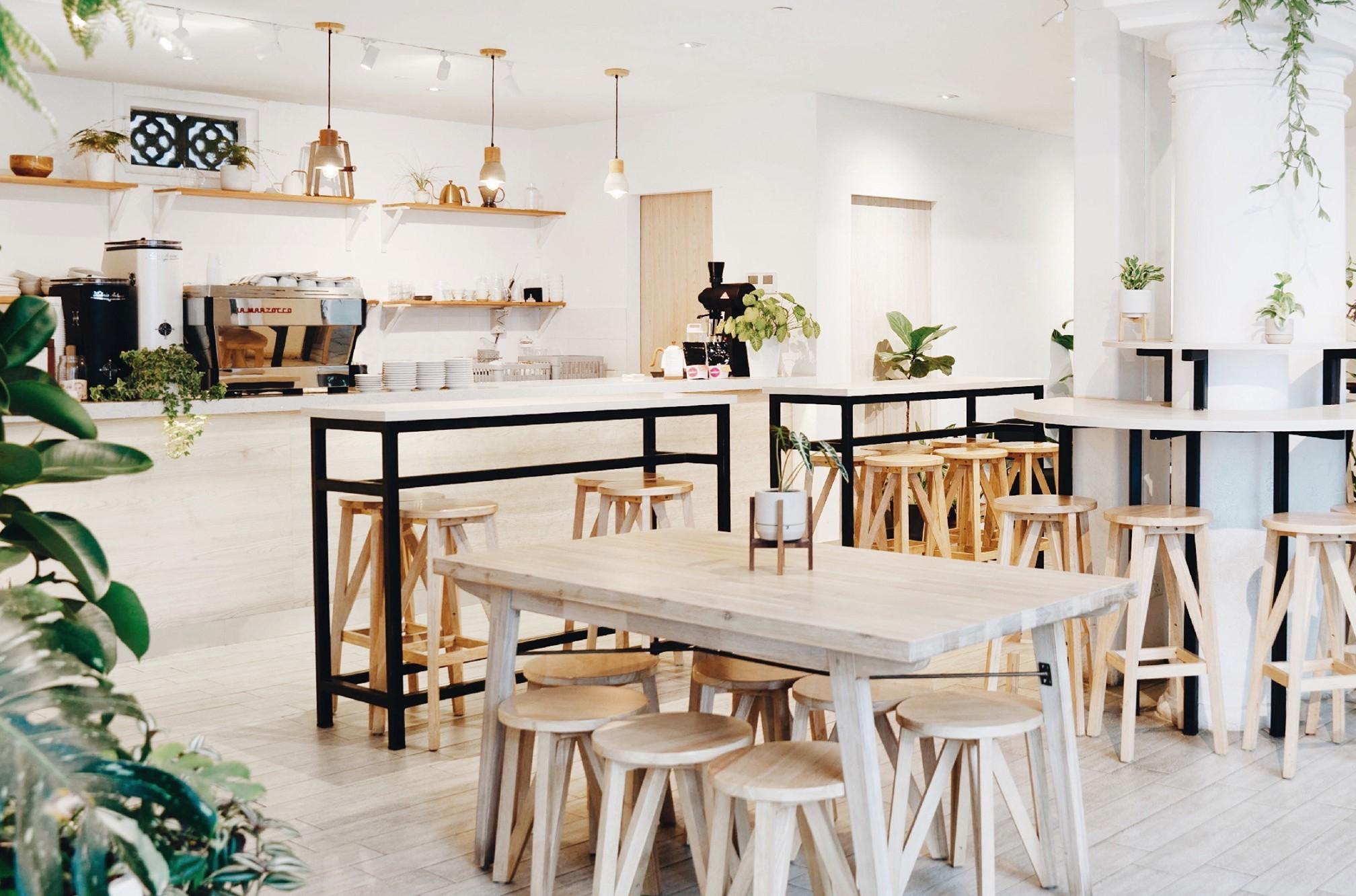 The best minimalist cafés in Singapore