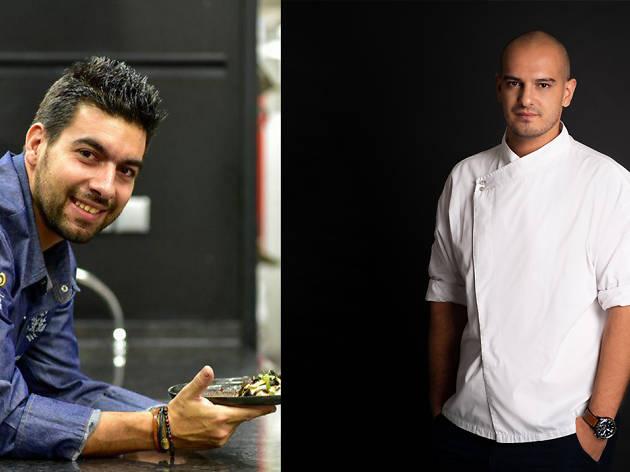 tiago and nelson chef il fumo