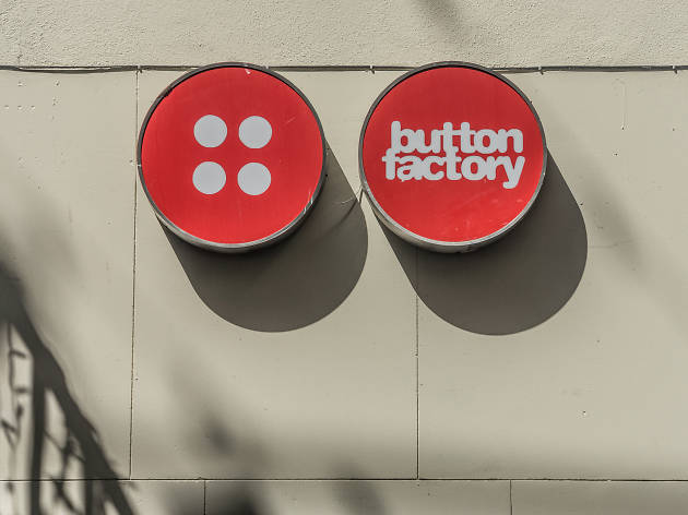 The exterior of Button Factory in Dublin
