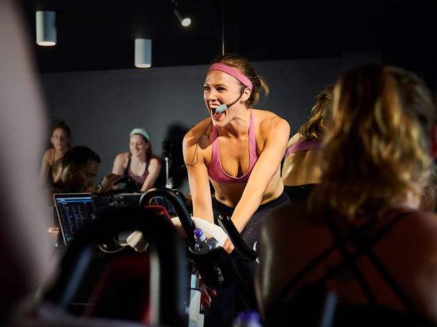 38% off five classes with Boom Cycle