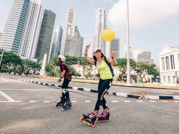 Car-Free Sunday SG