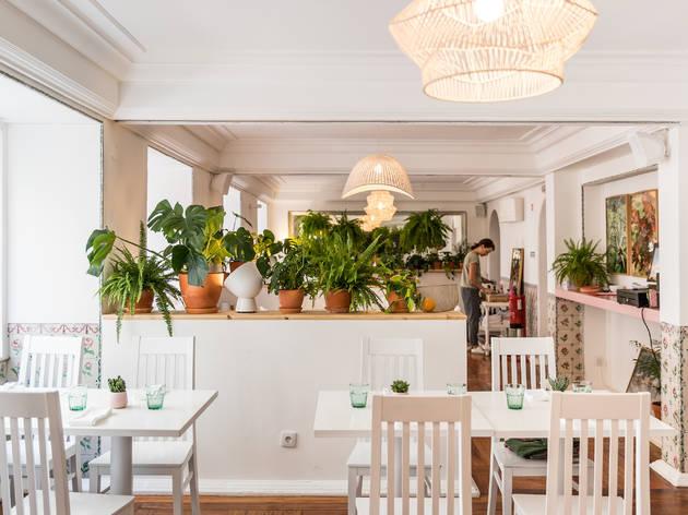 Eva: há um primeiro andar no Chiado com pratos sazonais e cocktails