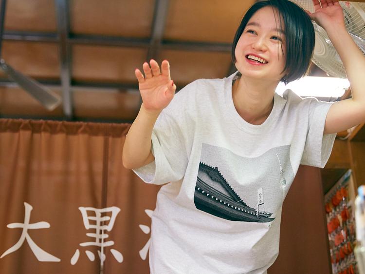 東京、銭湯のオリジナルTシャツ7選