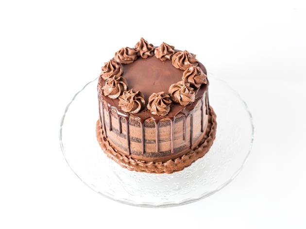 Miolo - Bolo de Chocolate