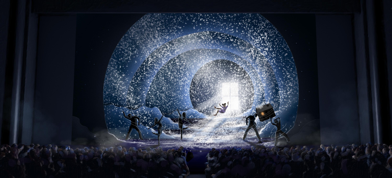 Cirque Du Soleil Theatre