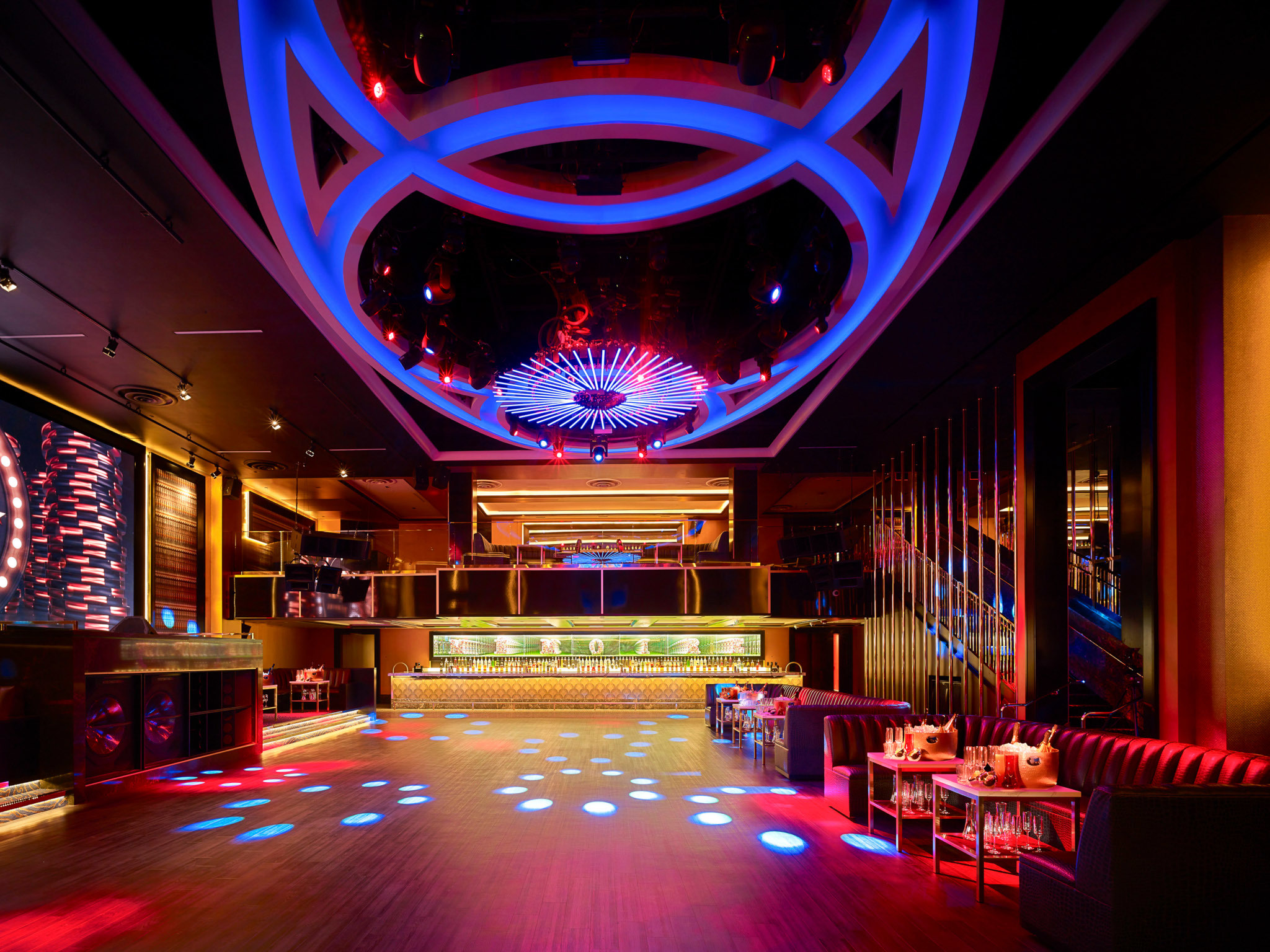 Mémoire Nightclub Encore Boston Harbor