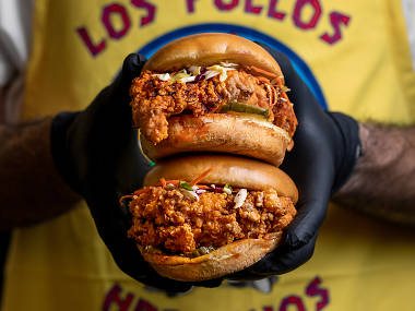A new 'Breaking Bad' Los Pollos Hermanos pop-up launches this week with fried chicken delivery service