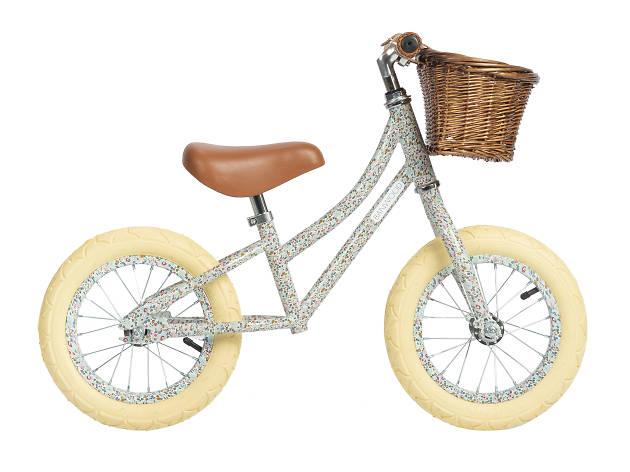 Liberty London X Banwood bike