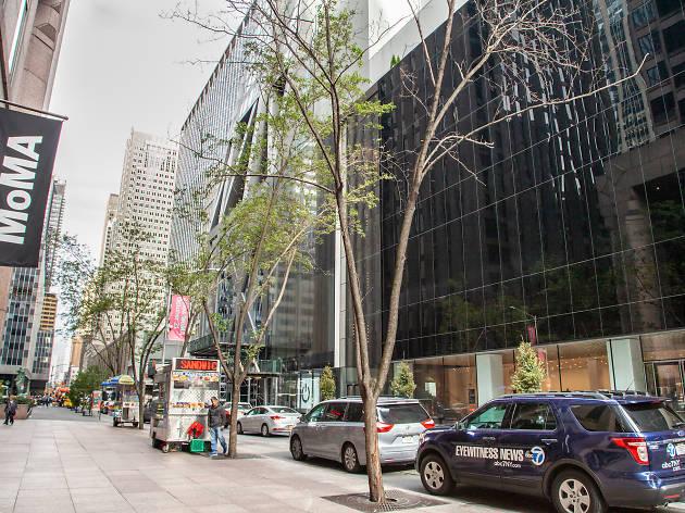 10月21日、ニューヨーク近代美術館(MOMA)がリニューアル