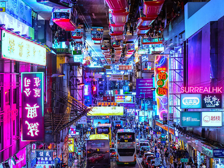 Instagram 攝影師推介最美香港夜景