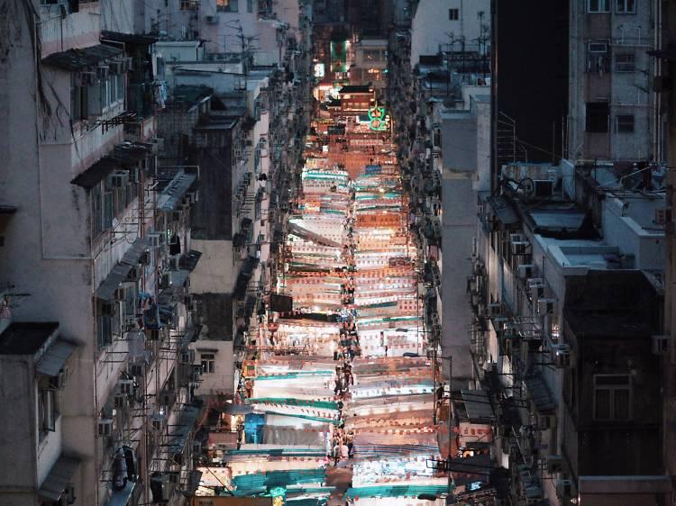 Kevin Mak:深宵深水埗