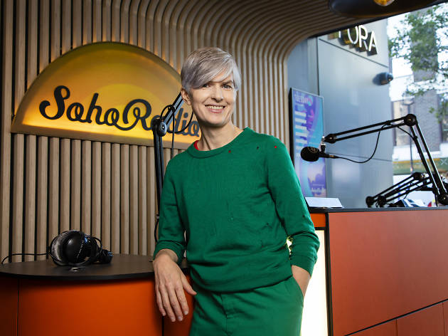Podcaster Clare Lynch is shining a light on the stories of Soho