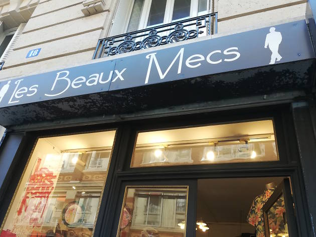 Les Beaux Mecs