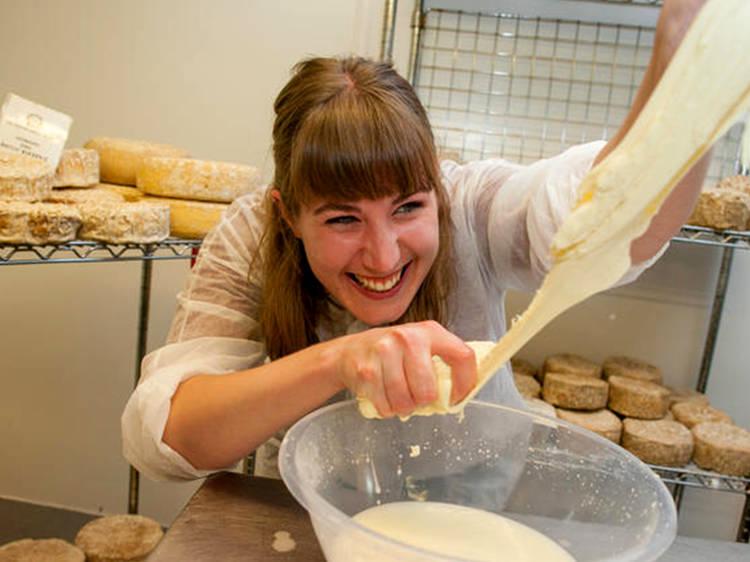 Fazer o nosso próprio queijo