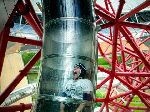 The Slide do ArcelorMittal Orbit