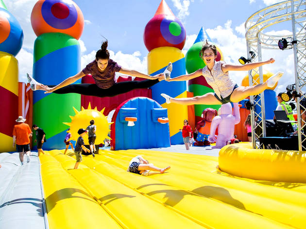 The Big Bounce America