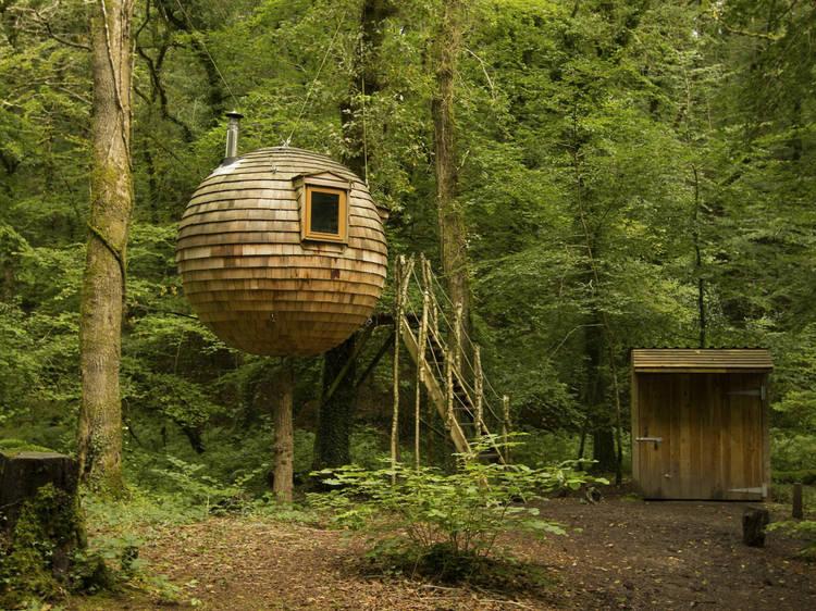 Uma esfera para os fim-de-semana