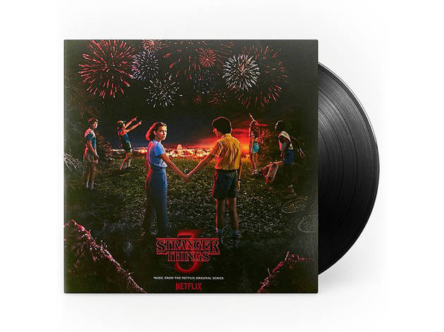 Stranger Things series 3 soundtrack