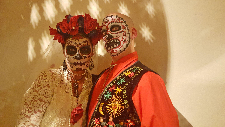 As ruas de Alvalade enchem-se de mascarados para desfile de Halloween