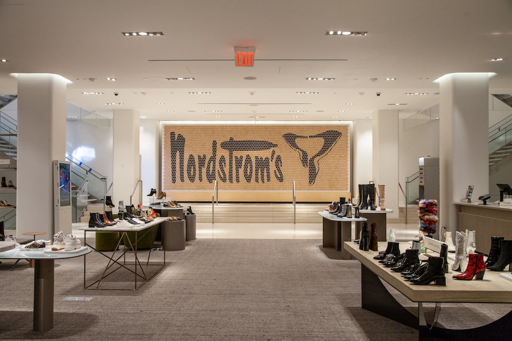 First look at the massive new NYC Nordstrom's opening this week