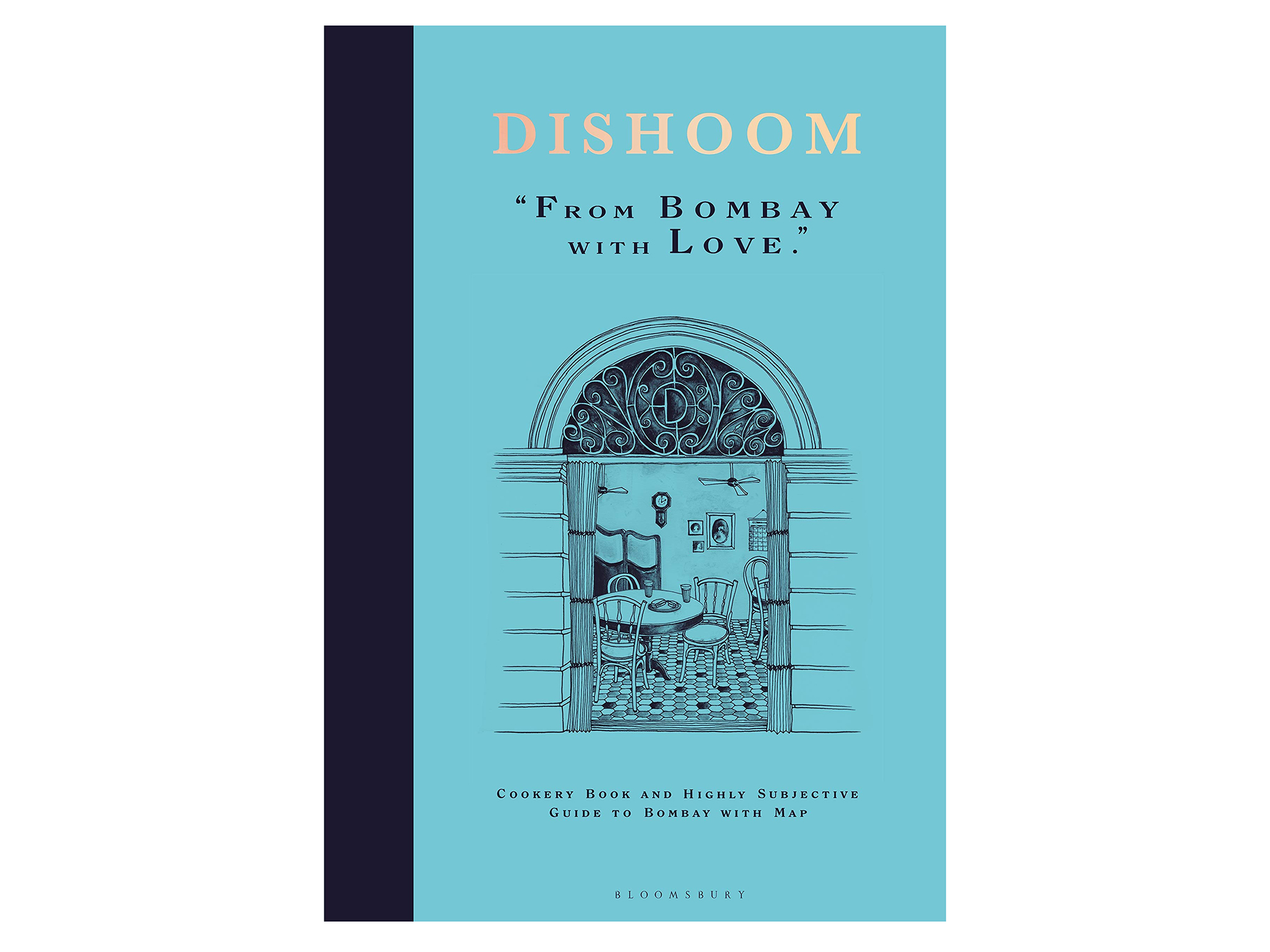 Dishoom cook book