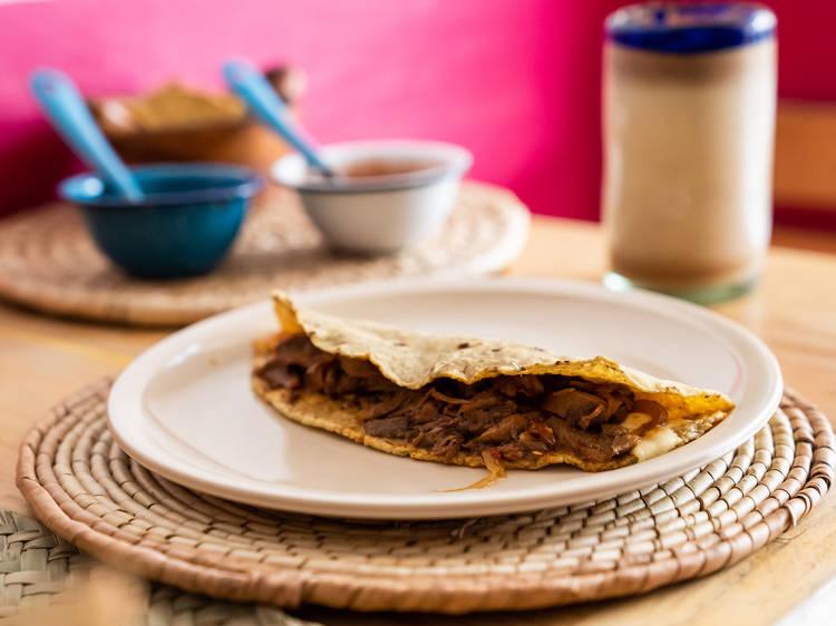 Tortillas de Cintli Tortillería y Antojería Orgánica