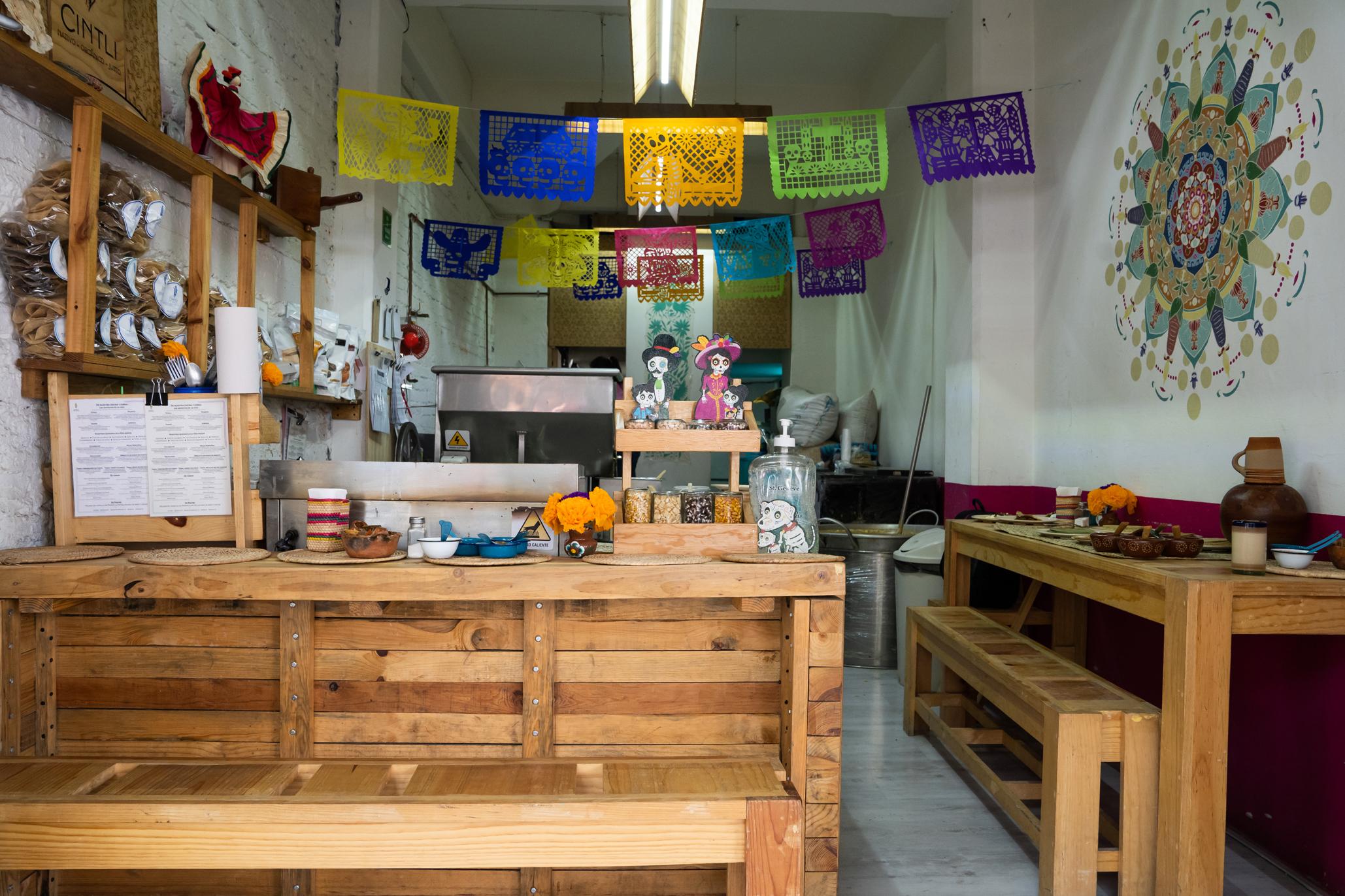 Restaurantes y cafés en la Roma