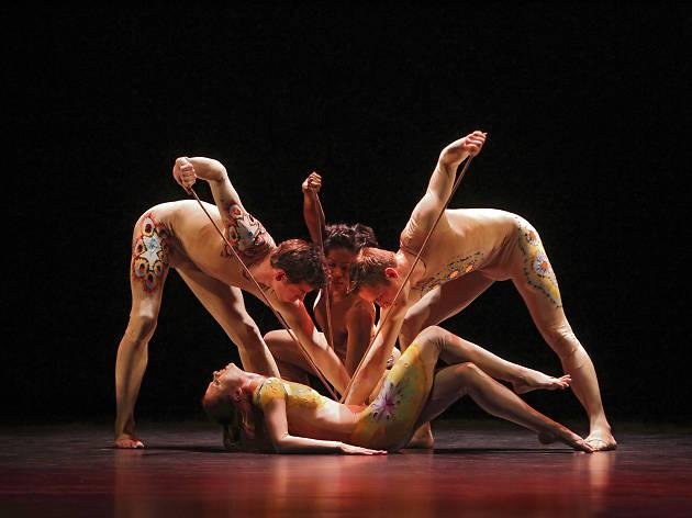 Paul Taylor American Modern Dance: Dust