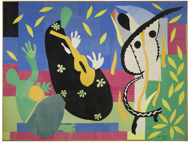 Matisse 2020 AGNSW supplied