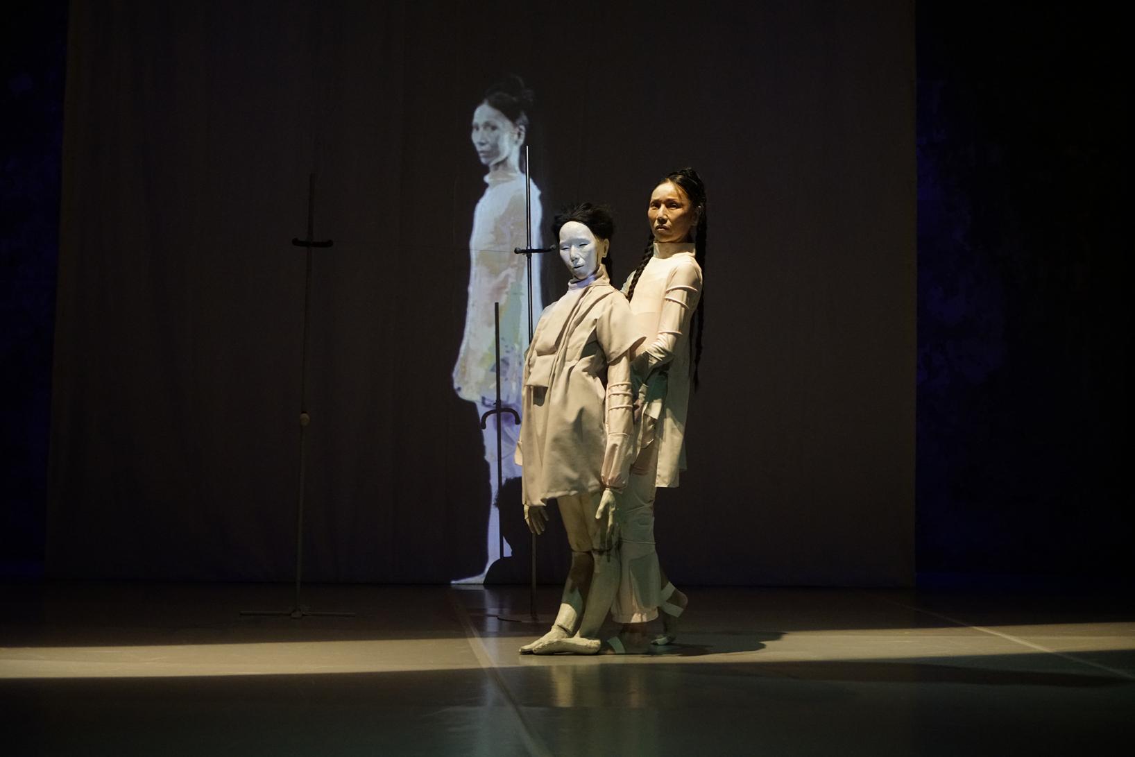 Human Form II - Puppets