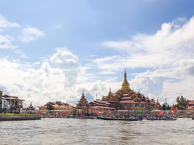 Myanmar Phaung Daw Oo