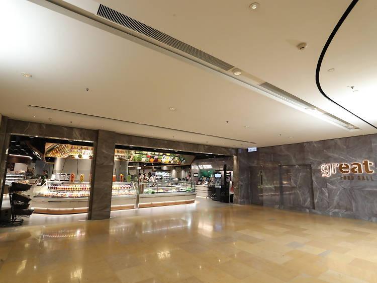 Great Food Hall︰兼賣精品食材