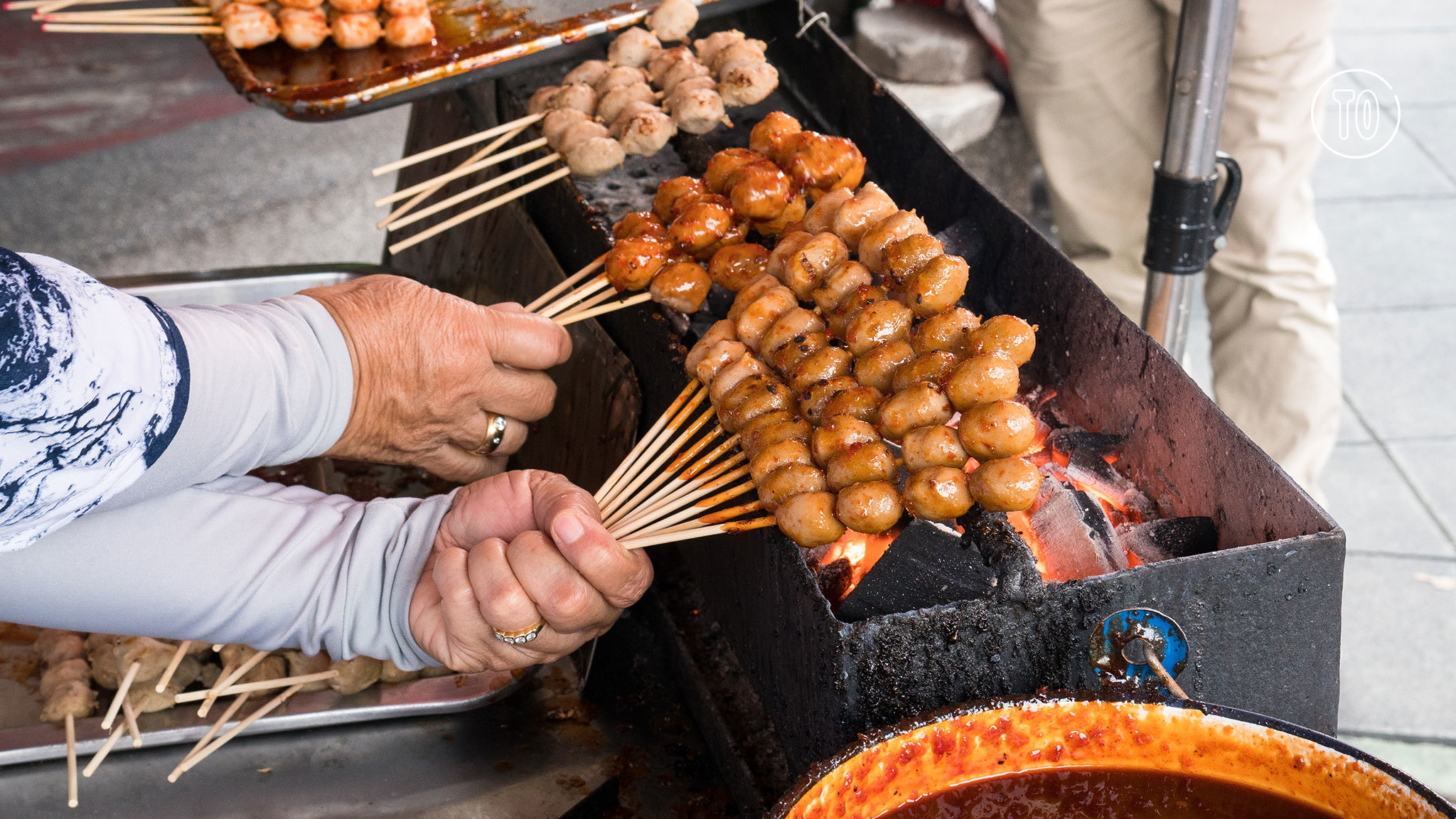 Where to find the best street food at Banglamphoo