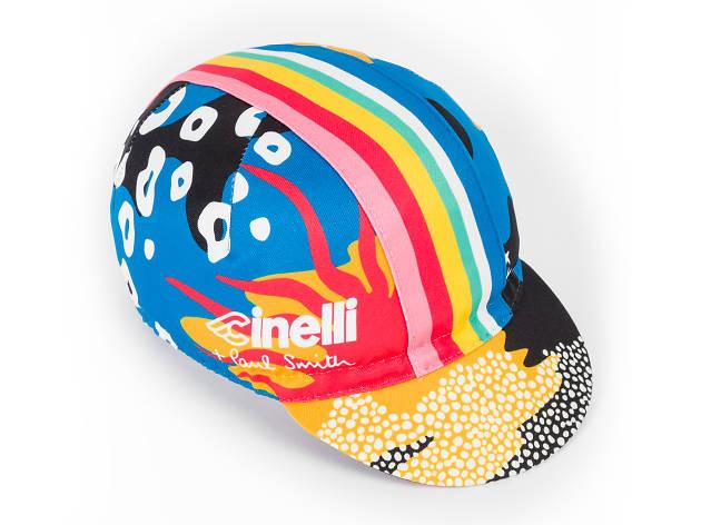 Paul Smith cycling cap