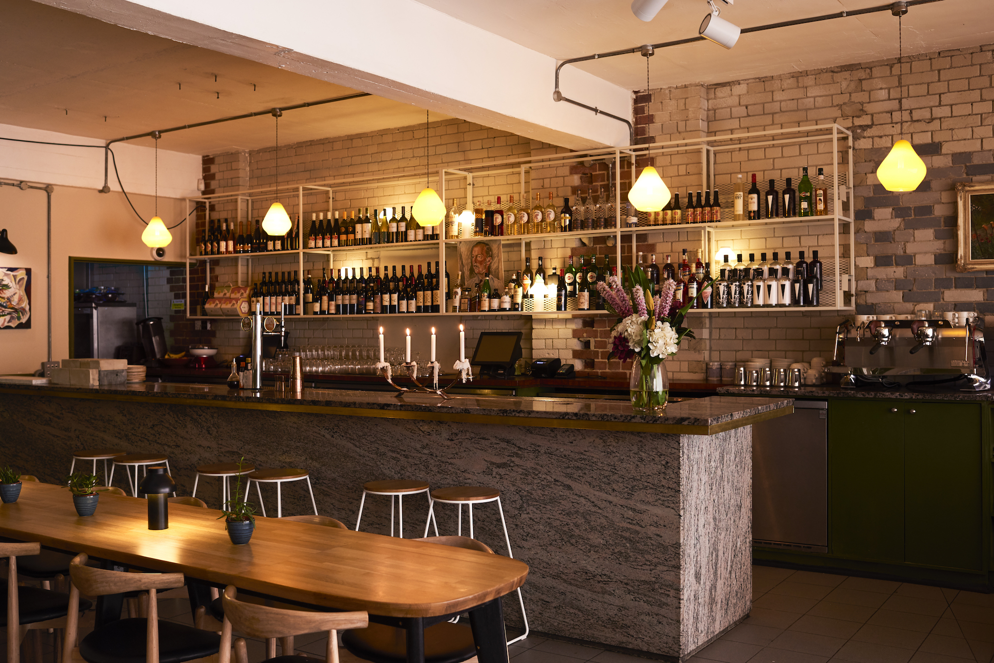 Luigi's Bar, Shoreditch