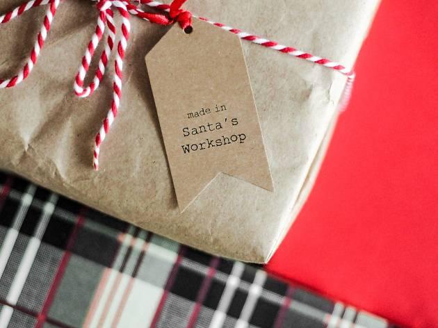 Workshops de Natal em Lisboa para meter mãos à obra